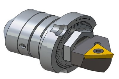 NNCT Micro Boring Unit LN A22