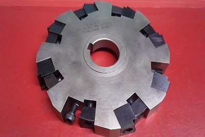 Side And Face Milling Cutters