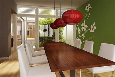 Dininig Area Interior