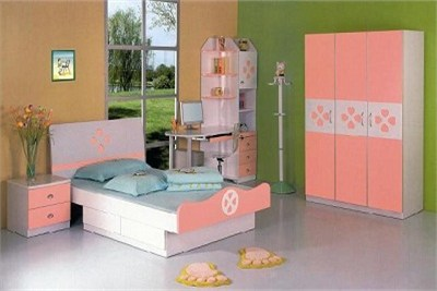 Children-bedroom Interior