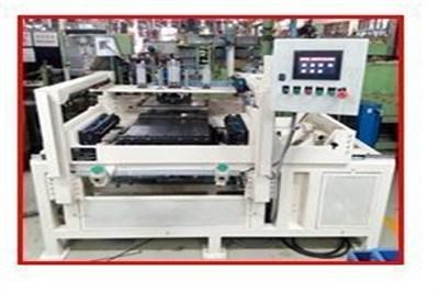 Semi-Automatic Radiator Core Assembly