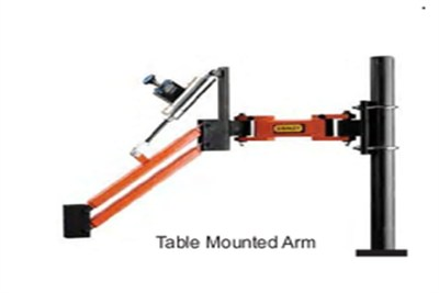 Table Mounted Arm