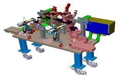 Jigs Designing Service