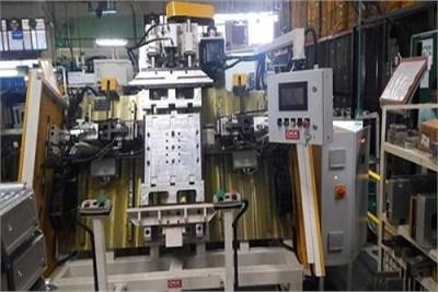 Intercooler Tube Expansion Machine