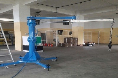 Movable Jig Booms