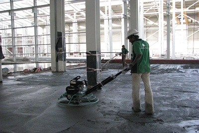 Tremix Flooring Contractors in Pune