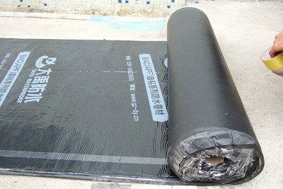 Bitumen Sheet Waterproofing