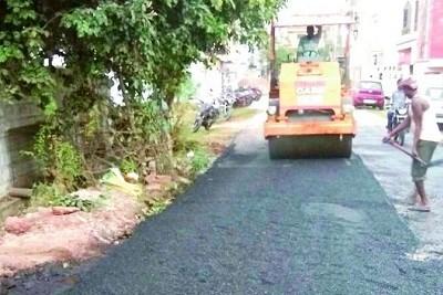 Bitumen Road Contractors in Pune