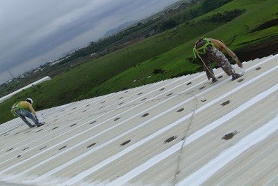 Industrial Shed Waterproofing Contractor