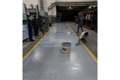 Industrial Epoxy and PU Flooring Contractor