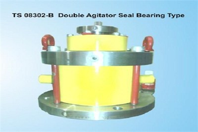 Double Agitator Bearing Type Seal