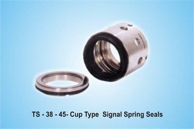 Cup Single Spring Seals