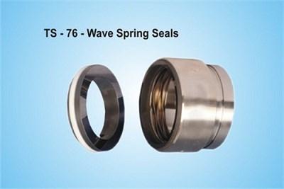 Wave Spring Seals