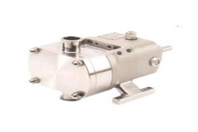 Metal Lobe Pump
