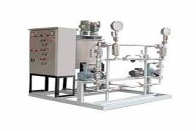 Skid Mounted Chemical Dosing System
