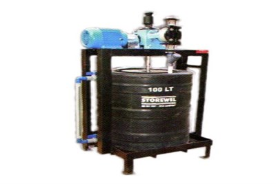Dosing System Fixed Stirrer
