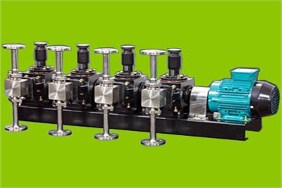 Multihead Dosing Pumps