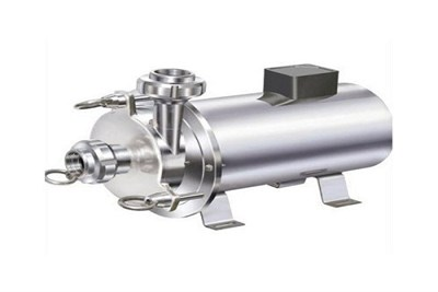 SS Monoblock Pumps for Dairy