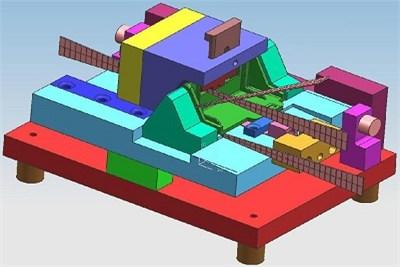 Designing of Jig Fixtures