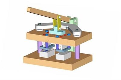 Designing of Press Tool