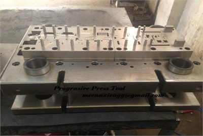 Manufacture of Press Tool