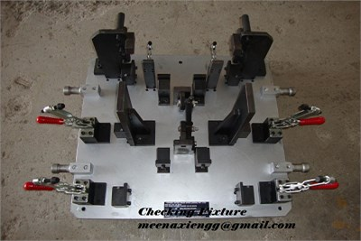 Manufacture of  Jig Fixtures