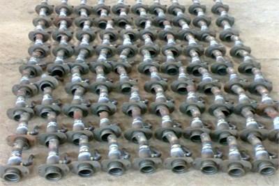 Fuel Filler Neck Tata Aria