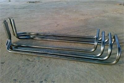 Automotive Spare Wheel Stand