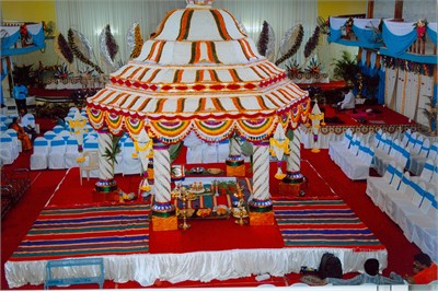 Vidhi Mandap Decoration