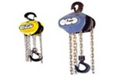 Indef Chain Pulley Block (M Model)