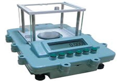 flame proof weighing machine