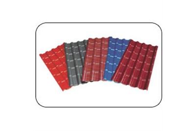 Polytuff Spanish Tile Roof Sheet