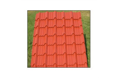 Colour Coated Tile Sheet