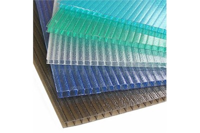Polycarbonate Hollow Multiwall Sheets