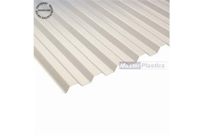 PVC Greca Profile Roofing Sheet