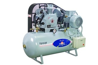 Oil-Free Air Cooled Compressors