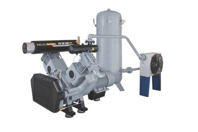 25-50 HP Oil-Free Air Cooled Compressors