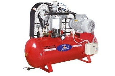15-20 HP PET Compressors