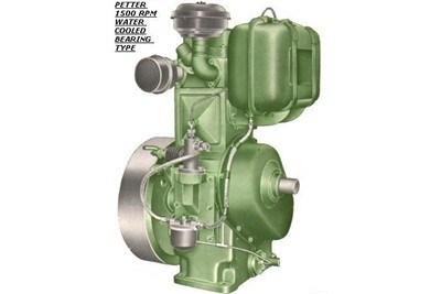 Comet Air Cooled Diesel Engine