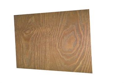 3D Wood Finish