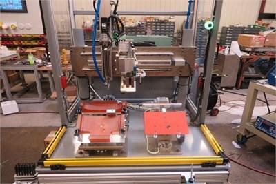 SPM Automation Machine