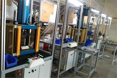 Assembly Line Automation