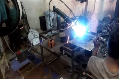 Robot Welding SPM