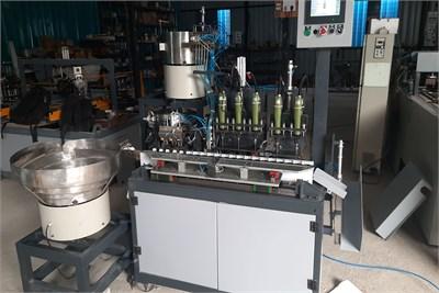 Automatic Assembly Line Machine