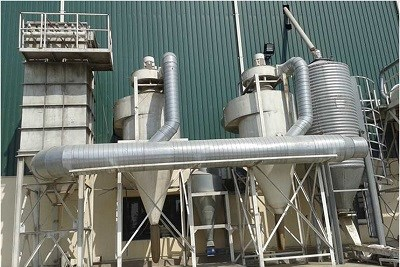 Dust Extraction System for Coal Handling Plant