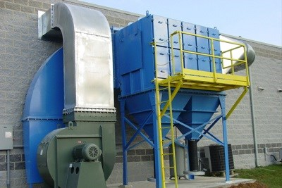 Industrial Dust Collector System