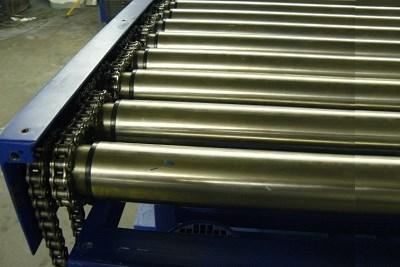 Powered Roller Conveyors