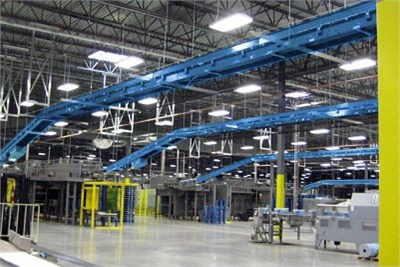 Automated Material Handling System