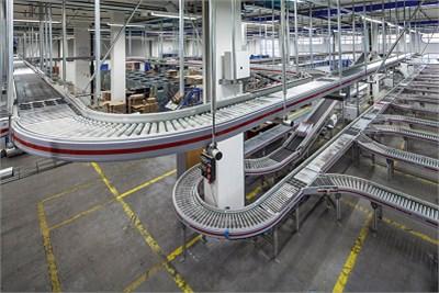 Automated Conveyor System