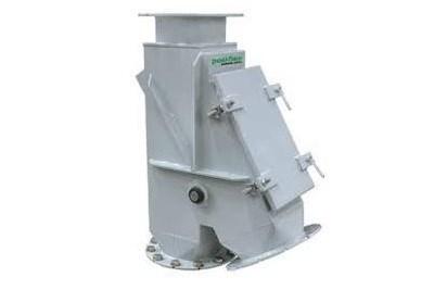 Bulk Material Diverter Systems Valves